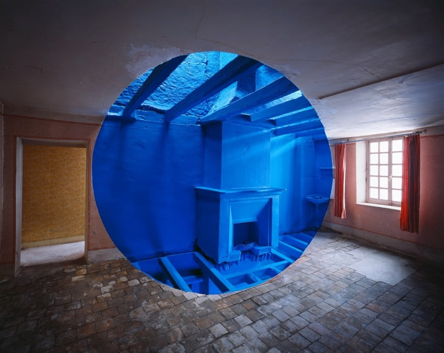 ART at Berlin - Courtesy of Galerie Springer Berlin - Georges Rousse 2015